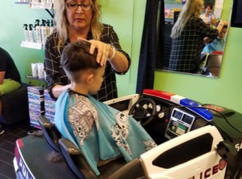Preparing Your Child for a Haircut