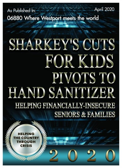 Sharkey's Pivots to Hand Sanitizer